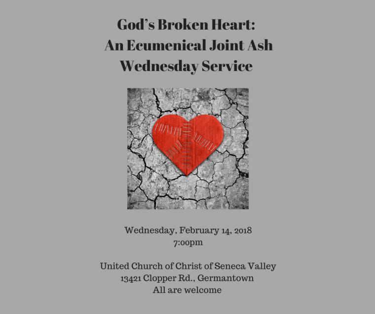 """God_s Broken Heart"" A Joint Ash Wednesday Service of Friends-2 (1)"